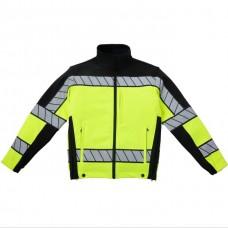 Blauer Colorblock Softshell Fleece Jacket