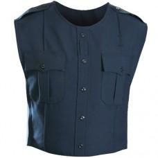 Blauer Polyester Armorskin