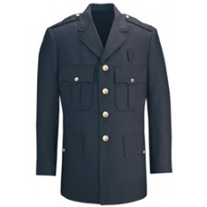 Fechheimer 34880 Single Breasted Dress Coat