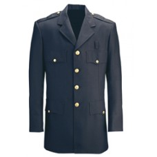 Fechheimer 34891 Single Breasted Dress Coat