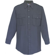 Fechheimer 65/35 Poly/Cotton Command Wear Shirt, LS (Twill)
