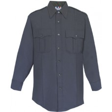 Fechheimer 65/35 Poly/Cotton Shirt, LS (Duro Poplin)