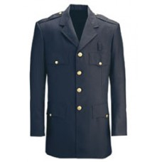 Fechheimer 38800 Single Breasted Dress Coat