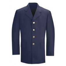Fechheimer 38803 Single Breasted Dress Coat
