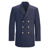 Fechheimer 38804 Double Breasted Dress Coat