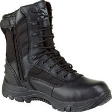 "Thorogood 8"" Waterproof Side Zip Composite Safety Toe"