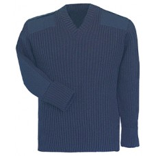 Fechheimer Rib Knit Command Sweater