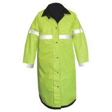Fechheimer Reversible Rain Coat with Proline