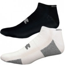 Under Armour No Show Socks (4-Pack)